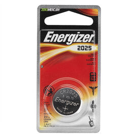 Energizer Lithium Battery - ECR2025BP