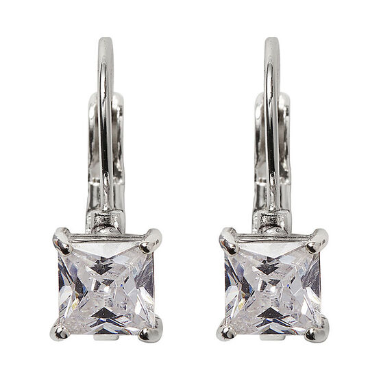 Nine West Crystal Drop Earring