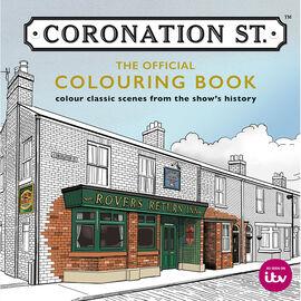 Coronation Street Colouring Book