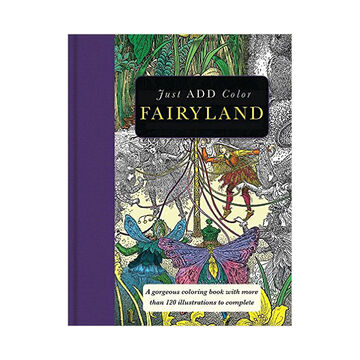 Just ADD Color - Fairyland