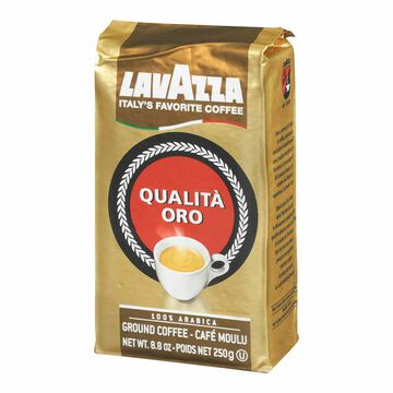 Lavazza Qualita Oro Ground Coffee - 250g