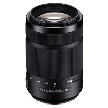 Sony DT 55-300mm f/4.5-5.6 Zoom Lens - SAL55300