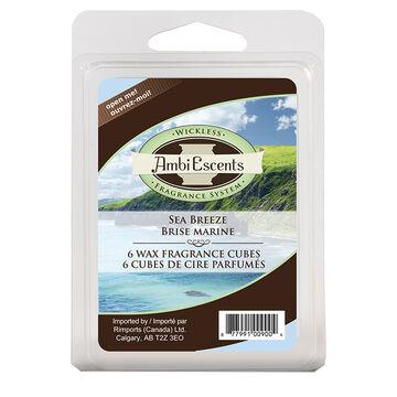 AmbiEscents Wax Refill - Sea Breeze - 004-30351