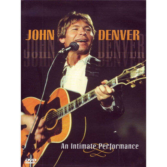 John Denver: An Intimate Performance - DVD