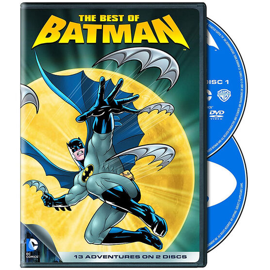 The Best of Batman - DVD