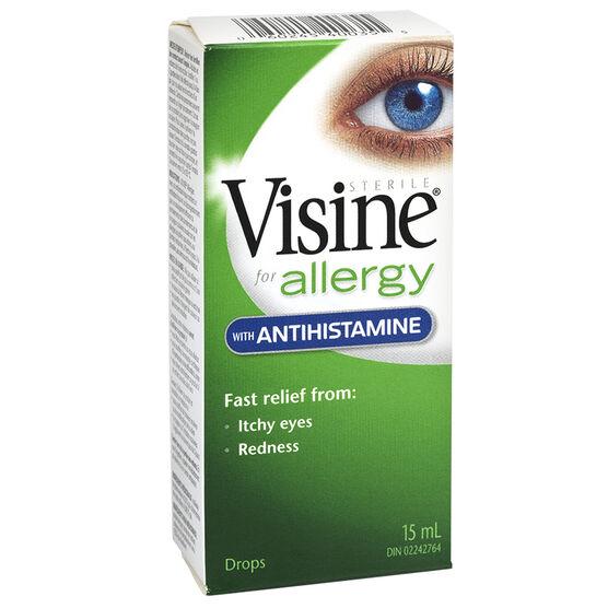 Visine Advance Allergy - 15ml