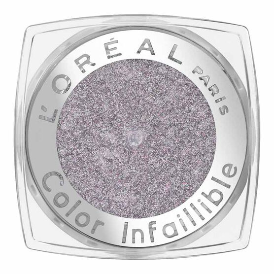 L'Oreal La Couleur Infallible Eyeshadow - Metallic Lilac