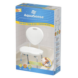 Aquasense Bath Seat with Back