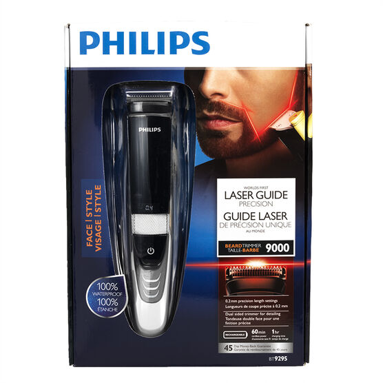 Philips Style Xpert Beard Trimmer with Light Guide - BT9295/32