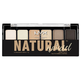NYX Professional Makeup Natural Shadow Palette