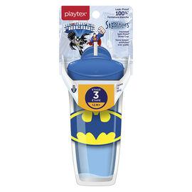 Playtex Straw Cup with Twist n' Click Technology - Batman - 266ml