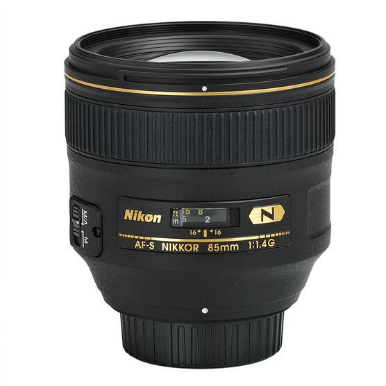 Nikon AF-S FX 85mm f/1.4G Lens