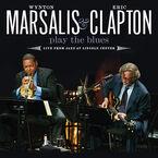 Wynton Marsalis & Eric Clapton - Wynton Marsalis & Eric Clapton Play The Blues - Live - CD