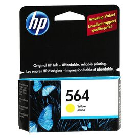 HP 564 Ink Cartridge - Yellow