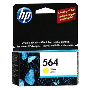 HP 564 Ink Cartridge - Yellow