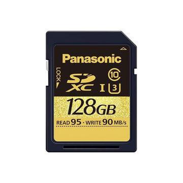 Panasonic 128GB SDXC Card - RPSDUD128GAK
