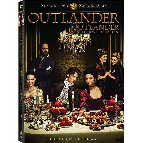 Outlander: Season 2 - DVD