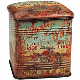 London Drugs Vintage Storage Box - Born Wild