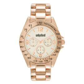 Unlisted by Kenneth Cole Women's Chronograph Watch - 10032078