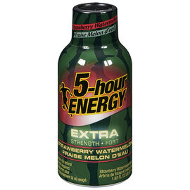 5-Hour Energy Shot Extra Strength - Strawberry Watermelon - 57ml