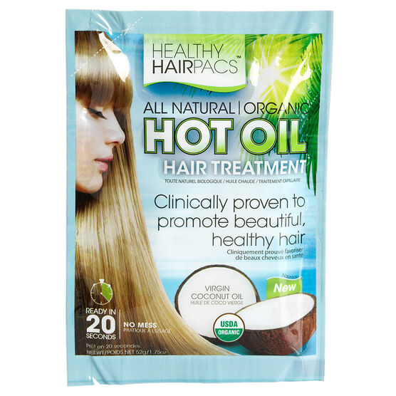 Healthy Hairpacs Hot Oil Hair Treatment - 52g