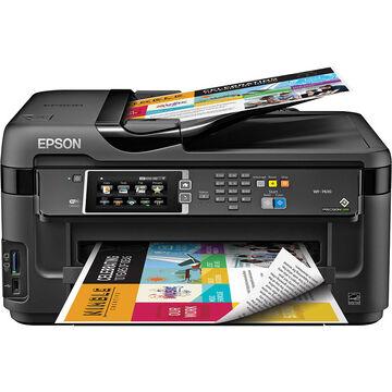 Epson WorkForce All-in-One Printer - WF-7610