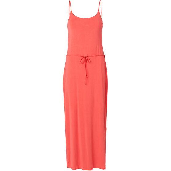 Vero Moda Gemma Strap Ankle Dress - Pink - M