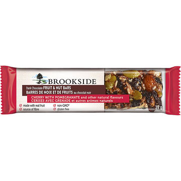 Brookside Fruit & Nut Bar - Cherry and Pomegranate - 39g