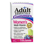 Adult Essentials Multi Vitamin Gummies - Women's - 75's