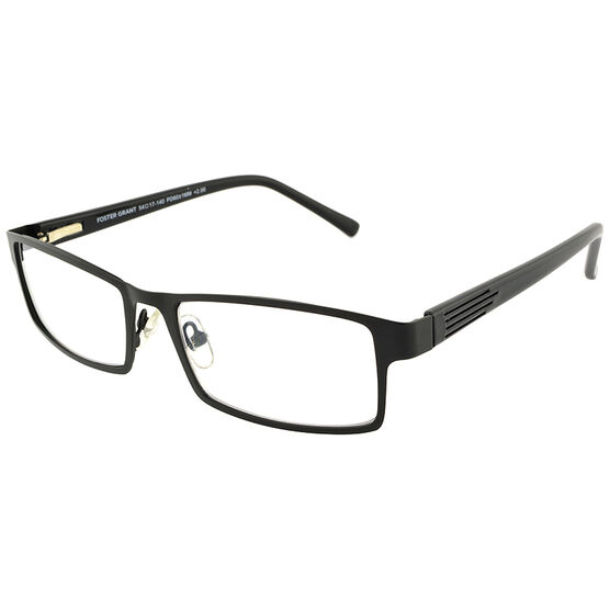 Foster Grant Sawyer Men's Reading Glasses - 1.00