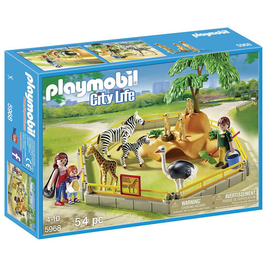 Playmobil City Life - Zoo - 59680