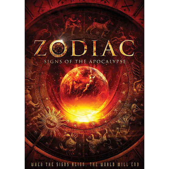 Zodiac: Signs of the Apocalypse - DVD