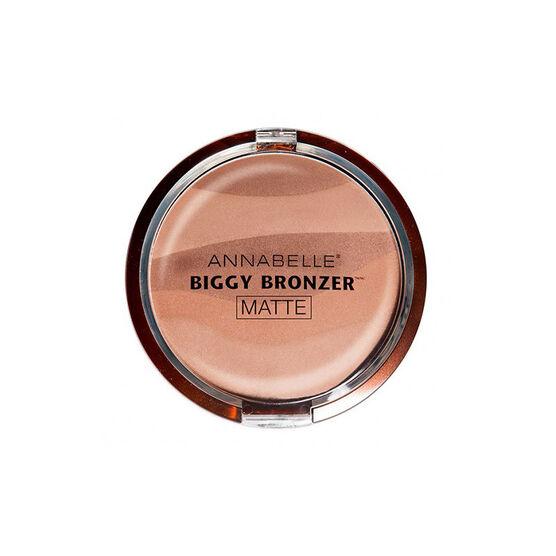 Annabelle Biggy Bronzer - Matte Gold