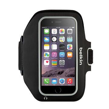 Belkin Sport-Fit Plus Armband for iPhone 6 Plus/6s Plus - Black - F8W610BTC00