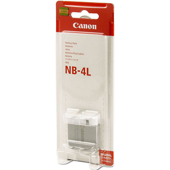 Canon Battery Pack NB-4L
