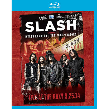Slash: Live at the Roxy - Blu-ray