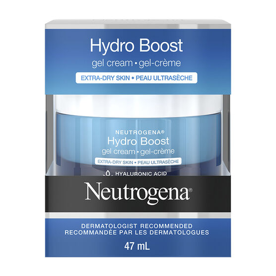 Neutrogena Hydro Boost Gel Cream - Extra Dry Skin - 47ml
