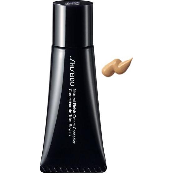 Shiseido Natural Finish Cream Concealer - Medium Beige