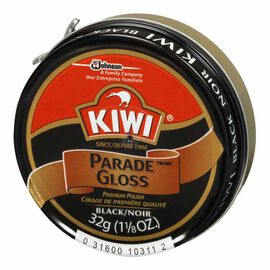 Kiwi Parade Gloss - Black - 32g