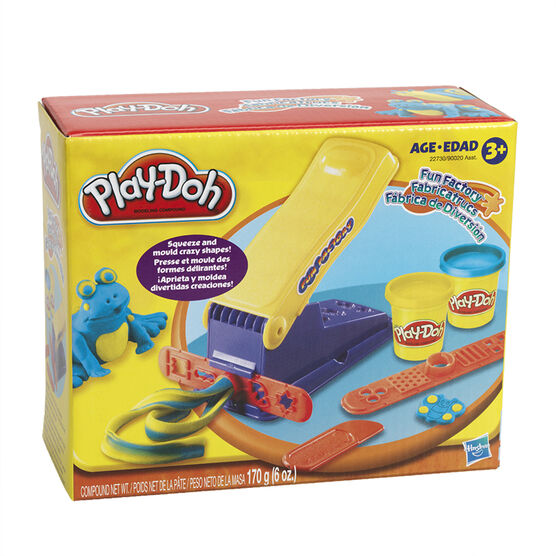 Play-doh Fun Factory - Assorted