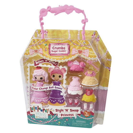 La La Loopsy Mini Princess - Assorted