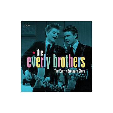 The Everly Brothers - The Everly Brothers Story - CD