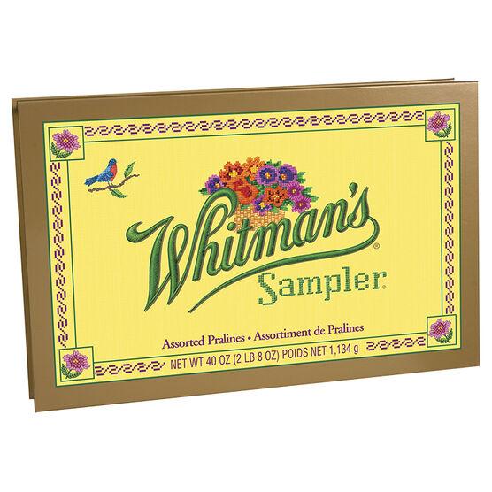Whitman's Chocolate Sampler - 1134g