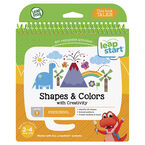 LeapStart Book - Shapes and Colours - Level 1