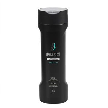 Axe Shampoo + Conditioner - Apollo - 355ml