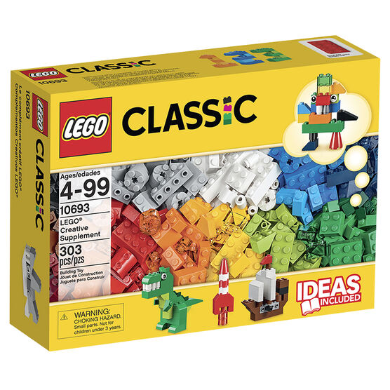 Lego Classic - Creative Supplement - 10693