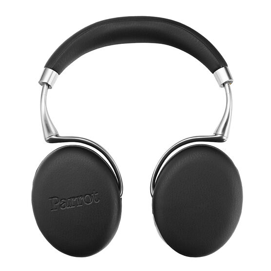 parrot zik 3 0 wireless bluetooth headphones black pf562000 london drugs. Black Bedroom Furniture Sets. Home Design Ideas