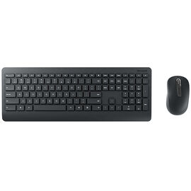Microsoft 900 Wireless Desktop - Black - PT3-00002