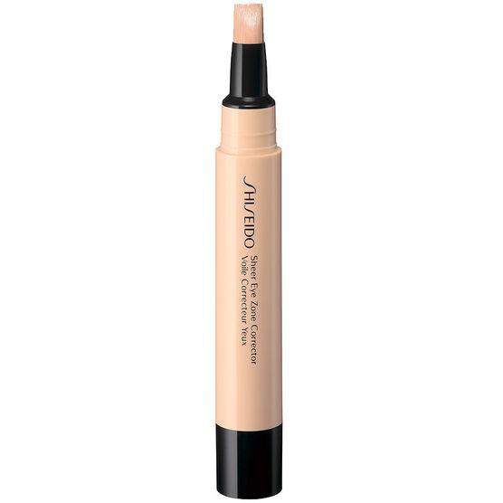 Shiseido Sheer Eye Zone Corrector - Natural