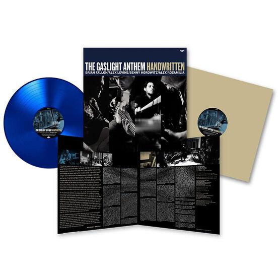 Gaslight Anthem, The - Handwritten - Vinyl